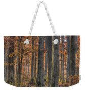 Heron Pond Dawn Weekender Tote Bag