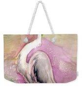 Heron Serenity Weekender Tote Bag