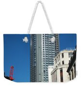 Heron Tower Weekender Tote Bag