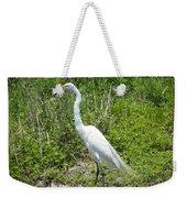 Heron Watching Weekender Tote Bag