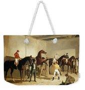 Herring, Racing, 1845 Weekender Tote Bag