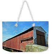 Herrs Mill Bridge Weekender Tote Bag
