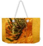 Hesitant - Tile Weekender Tote Bag