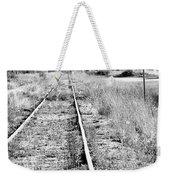 Hespeler Tracks Weekender Tote Bag