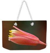 Hesperaloe Parviflora - False Agave Weekender Tote Bag