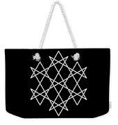Hexagrammaton Weekender Tote Bag