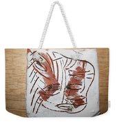 Hey - Tile Weekender Tote Bag