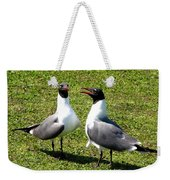 Hey Did You Hear The One About... Weekender Tote Bag