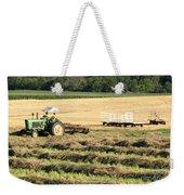 Hey Hay Weekender Tote Bag