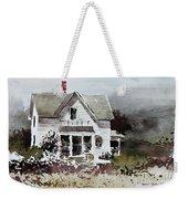 Heyl House, Minneapolis, Kansas Weekender Tote Bag
