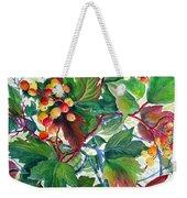 Hi-bush Cranberries Weekender Tote Bag
