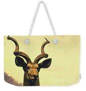 Hi, I Am Kudu Weekender Tote Bag