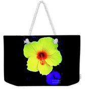 Hibiscus 10 Weekender Tote Bag