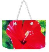Hibiscus 2 Weekender Tote Bag