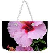 Hibiscus 7 V1 Weekender Tote Bag