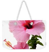 Hibiscus 7 V2 Weekender Tote Bag