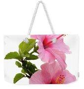 Hibiscus 7 V3 Weekender Tote Bag