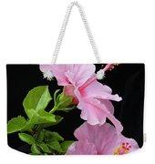 Hibiscus 7 V4 Weekender Tote Bag