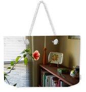 Hibiscus And Friends Weekender Tote Bag