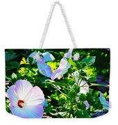 Hibiscus Garden Weekender Tote Bag