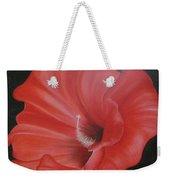 Hibiscus Melody Weekender Tote Bag