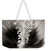Hibiscus Secrets Weekender Tote Bag