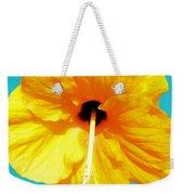 Hibiscus Test 4 Weekender Tote Bag