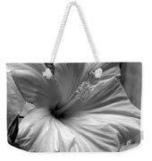 Hibiscus With An Infrared Effect Weekender Tote Bag