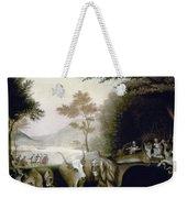 Hicks: Peaceable Kingdom Weekender Tote Bag