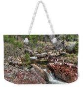 Hidden Beauty On The Trail Weekender Tote Bag