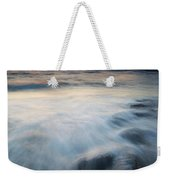 Hidden Beneath The Tides Weekender Tote Bag