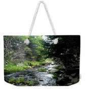 Hidden Brook Weekender Tote Bag