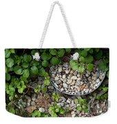 Hidden Bucket Of Rocks Weekender Tote Bag