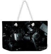 Hidden By A Coverup Conspiracy Weekender Tote Bag