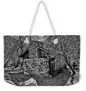 Hidden Cabin Weekender Tote Bag