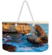 Hidden Cove Weekender Tote Bag