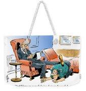 Hidden Desire. Weekender Tote Bag