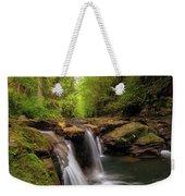 Hidden Falls At Rock Creek Weekender Tote Bag