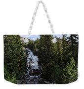 Hidden Falls - Grand Tetons Np Weekender Tote Bag