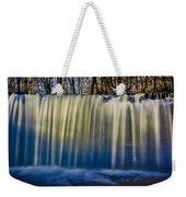 Hidden Falls Morning Glow Weekender Tote Bag