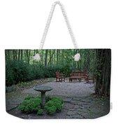 Hidden Garden Weekender Tote Bag