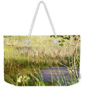 Hidden Grass Weekender Tote Bag