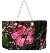 Hidden Hibiscus  Weekender Tote Bag