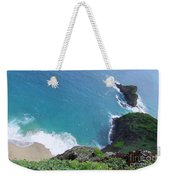 Hidden Kilauea Beach Weekender Tote Bag