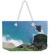 Hidden Kilauea Beach Weekender Tote Bag