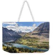 Hidden Lake Overlook Weekender Tote Bag
