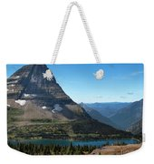 Hidden Lake - Glacier National Park Weekender Tote Bag