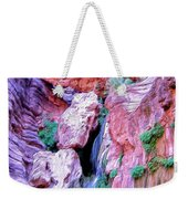 Hidden Oasis Weekender Tote Bag