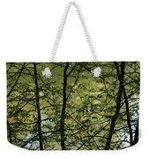 Hidden Pond Natural Fence Weekender Tote Bag