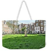 Hidden Square Weekender Tote Bag